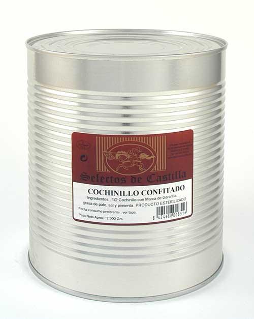Cochinillo - Suckling Pig Confit