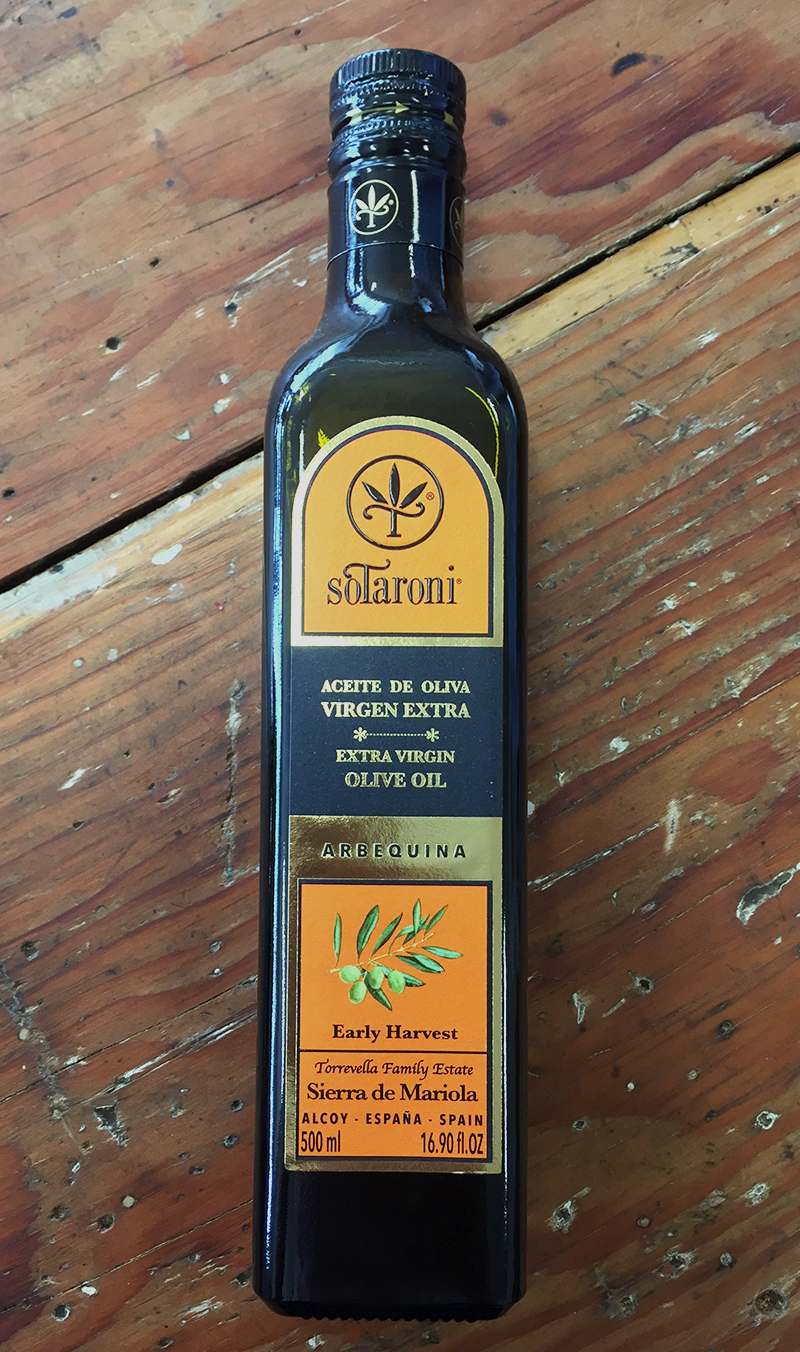Arbequina Olive oil 500ml