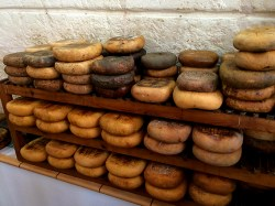 Range of Spanish Cheeses