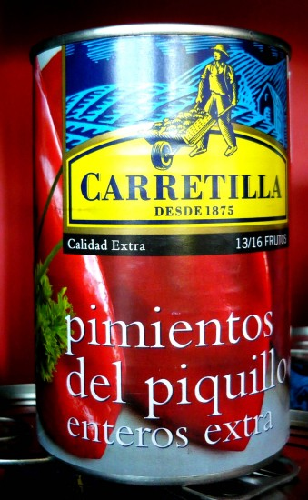 Preserves Piquillo Peppers 410g