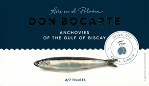 Cantabric Anchovies