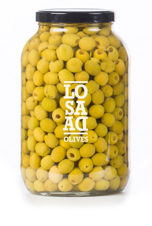 Losada Manzanilla  Pitted Olives