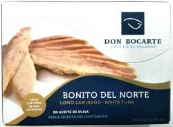 Bonito Tuna from The Bay of Biscay