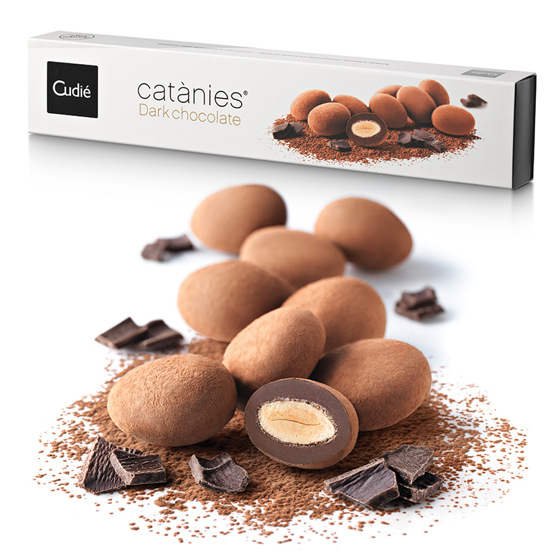 Sweets - Catànies Dark Chocolate 250g